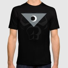 Midnighter Mens Fitted Tee Black SMALL