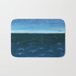 Night sea Bath Mat