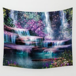 Fantasy Forest Wall Tapestry