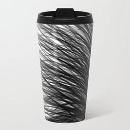 Graphite Waves Travel Mug
