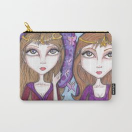 Fortune Teller faeries Carry-All Pouch