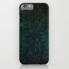 Circuitry Details Slim Case iPhone 6s