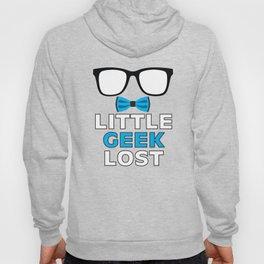 New Littlegeeklost Logo Bowtie Hoody