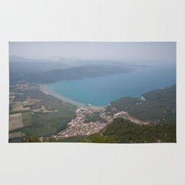 The Gulf of Gökova and Akyaka Town Rug