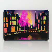 amsterdam iPad Cases featuring Amsterdam  by mark ashkenazi