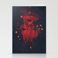 transformers Stationery Cards featuring Grunge Transformers: Autobots by Sitchko Igor