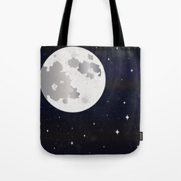 GIVE ME SOME SPACE Tote Bag
