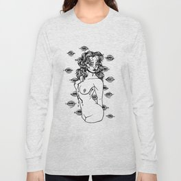 stab in the chest Long Sleeve T-shirt