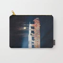 Apollo 17 - Moonlight Launchpad Carry-All Pouch