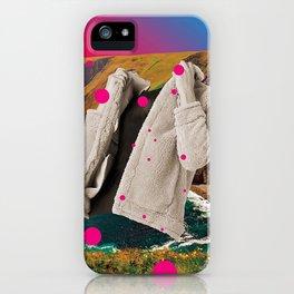 LOve love,nature,collage,never,fun,japan,jakarta,dope art,dope stuff,cool,sad,stress, iPhone Case