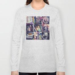 Amsterdam Graffiti 2014 Long Sleeve T-shirt