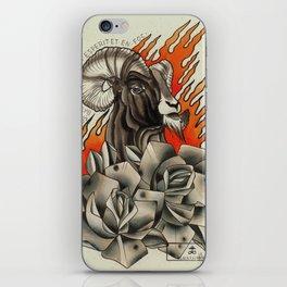 Cathar iPhone Skin