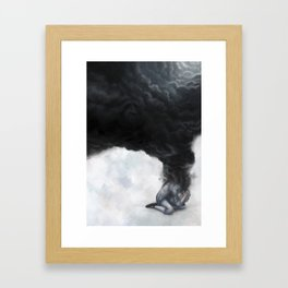 Das Bettelweib von Locarno Framed Art Print