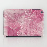 kiss iPad Cases featuring KISS  by Marica Zottino