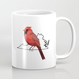 Virginia – Northern Cardinal Coffee Mug