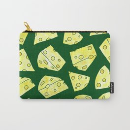 Cheesy Carry-All Pouch