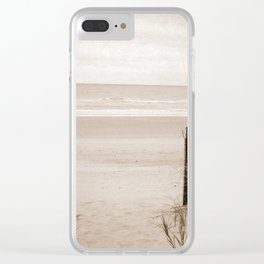 Eternity Clear iPhone Case