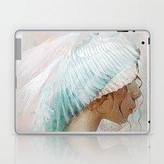 Portrait of a memory Laptop & iPad Skin