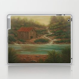 Misty Cove AC160814a Laptop & iPad Skin