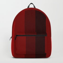 red stripes home decor Backpack