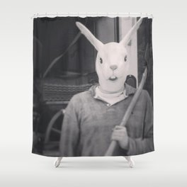 Art Department Introduction Shower Curtain