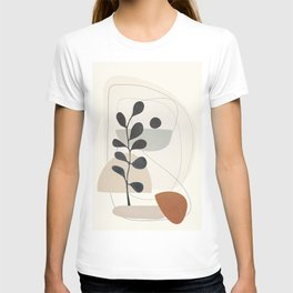 Persistence is fertile 3 T-shirt