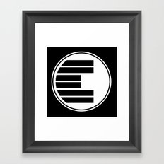 Envisioned (Alt) Framed Art Print