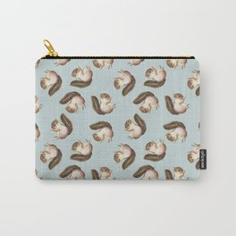 squirrel pattern Carry-All Pouch