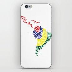 Latin America iPhone & iPod Skin