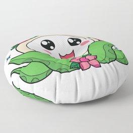 Happy Little Tentacles! Floor Pillow