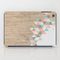 pastel iPad Cases featuring Archiwoo by Marta Li