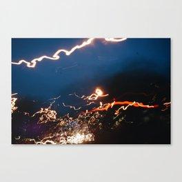 streak Canvas Print