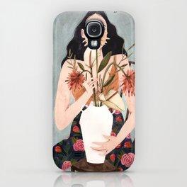Hilda with vase iPhone Case