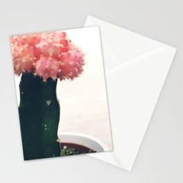 Pinky the Cactus Stationery Cards
