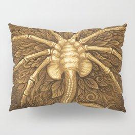 Facehugger (Sepia) Pillow Sham