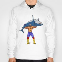 fishing Hoodies featuring Fishing by PCRK