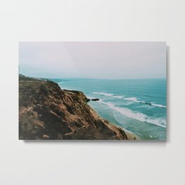 I call this pacific ocean Metal Print