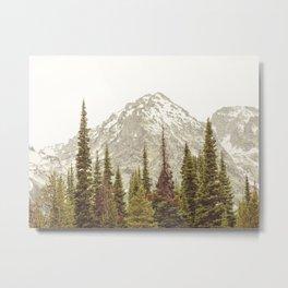 Grand Teton National Park Adventure II - Wanderlust Mountains Metal Print