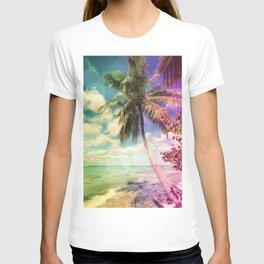 Prismatic Palm T-shirt