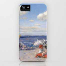 At the Seaside iPhone Case