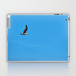 Alone in the sky Laptop & iPad Skin