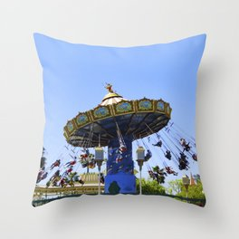 Silly Symphony Swings I Throw Pillow