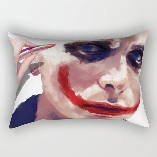 Christian Bale Rectangular Pillow