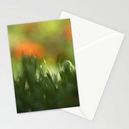 Fuzzy Landscape Stationery Cards