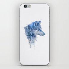 Loup iPhone Skin