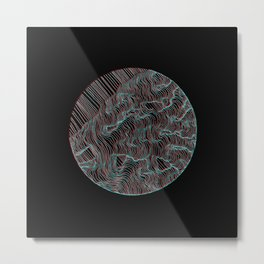 Alter Ego Metal Print