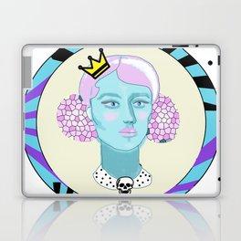 Marshmellow Queen Laptop & iPad Skin