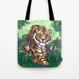 Animal Parade Tiger Tote Bag