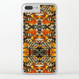 Warfare Trip Clear iPhone Case