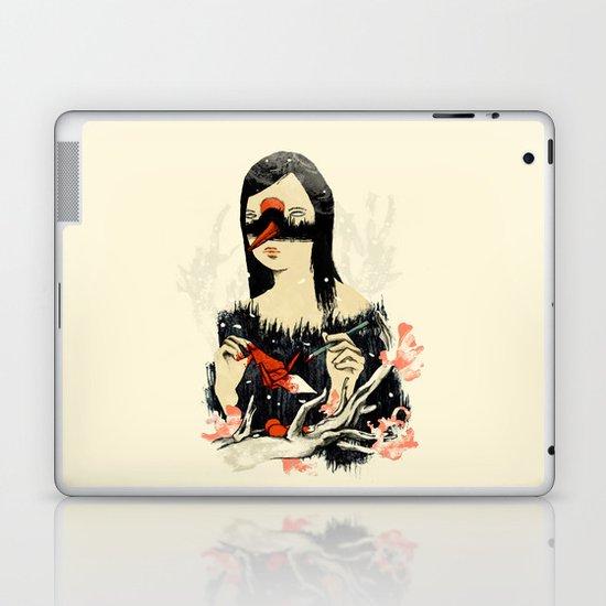 The Crane Wife Laptop & iPad Skin